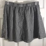Old Navy Skater Skirt. Size: M Old Navy Skater Skirt. Size: M. Black and white c...