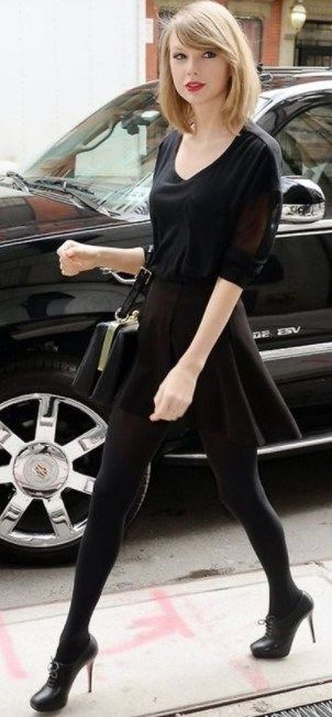 30 casual black outfits for women - Dailyfeedpins.com