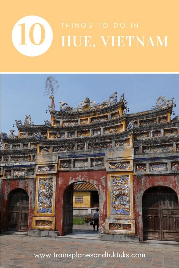 Discover the best things to do in Hue Vietnam! UNESCO World Heritage sites, roya...