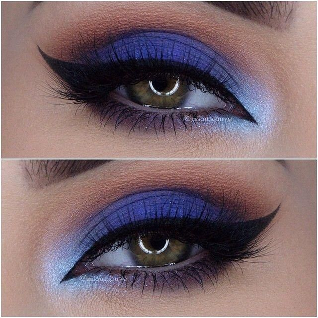 Image result for blue makeup eye girl - #Image #blue #fuer #Mak ...
