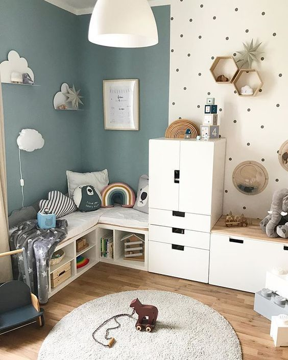 COLORFUL, CREATIVE AND INVISIBLE CHILDREN'S ROOMS - Page 46 of 67 - #
