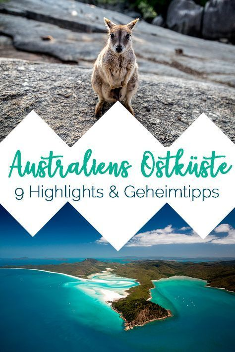 Australia East Coast Attractions, Highlights, Route and Insider Tips for ...