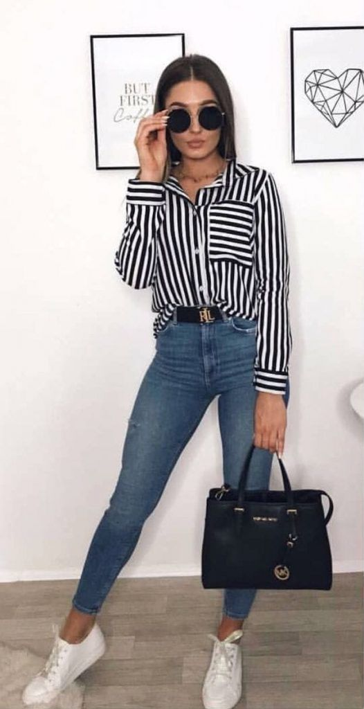 45 Fantastic spring outfits that you should definitely buy / 027 # Spri ...