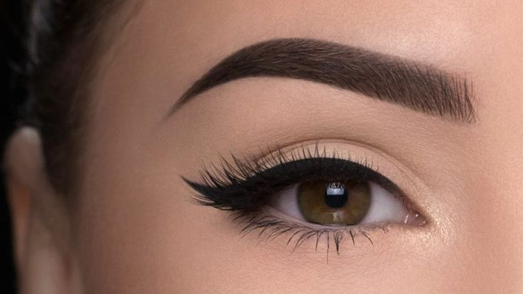 Perfect eyebrow shapes: step by step instructions # eyebrow make-up ...