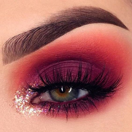 14 Shimmering Eye Makeup Ideas for Stunning Eyes-Eyes Are The S ...