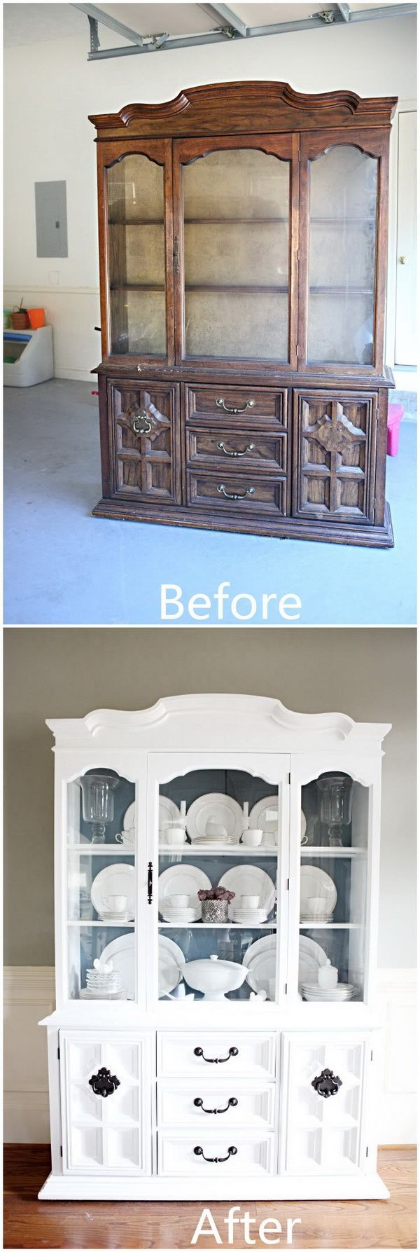 Best of Before & After Furniture Makeovers: Creative DIY Ways to Recover ...