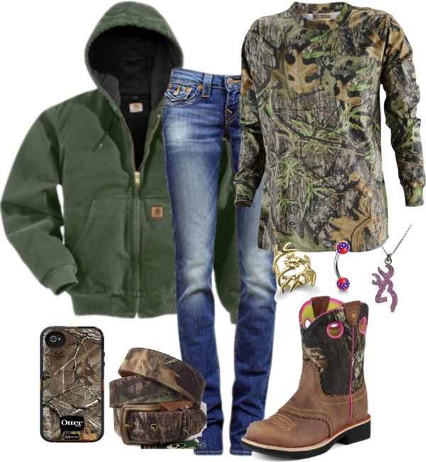 """Outfit of the Day:)"" by backwoods-princess on Polyvore"