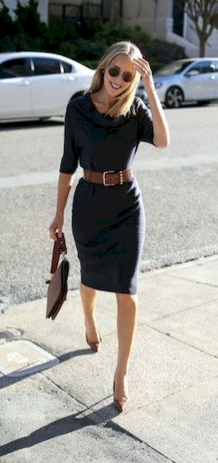 Great Summer Business Outfit Ideas To Get An Excellent Look This Year 61