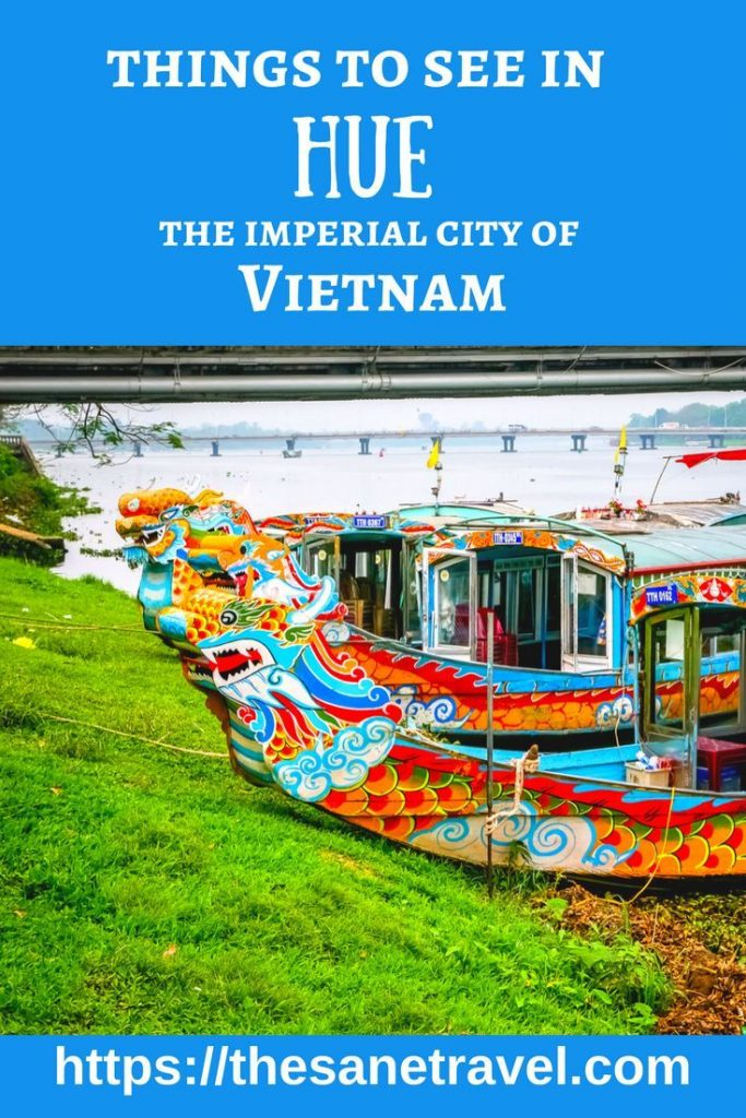 Hue city was the imperial city of Vietnam under 13 kings of the Nguyen Dynasty f...