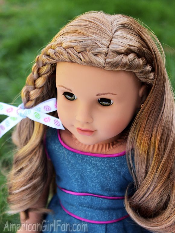 Cute Hairstyles For American Girl Dolls With Short Hair #hairstyle