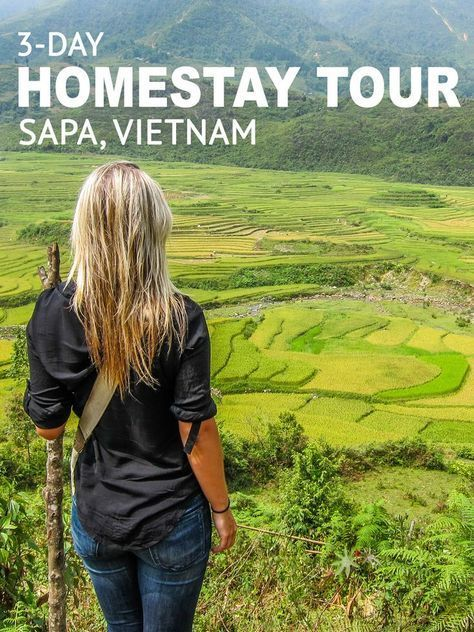 3-Day Homestay Tour Sapa Vietnam#digitalnomad #travel #sapa #vietnam