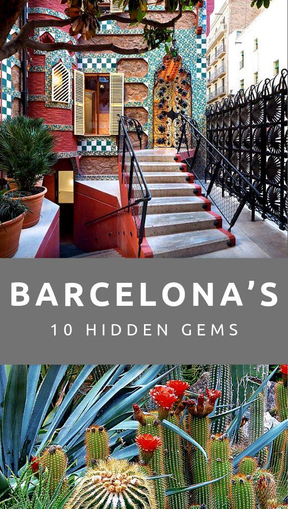 There's more to Barcelona than beaches, more to the old part of town than La R...