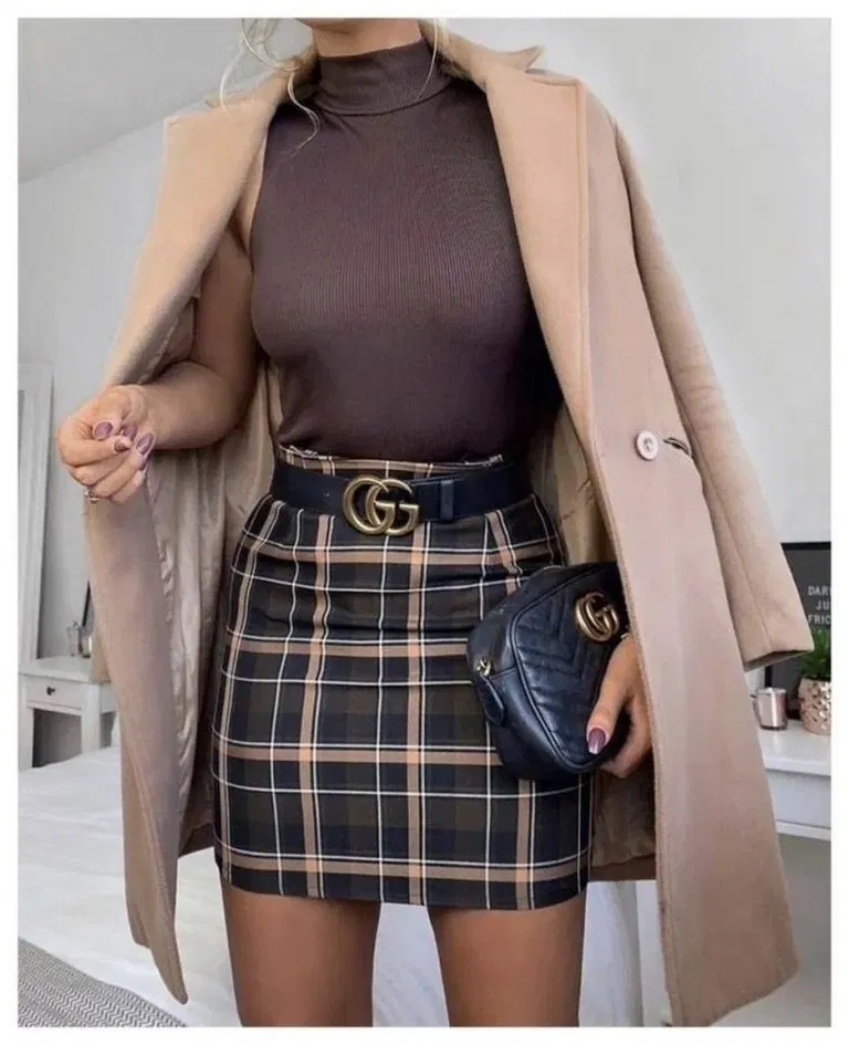 Over 45 pretty fall fashion outfits for 2019 that you will absolutely love Cou ... - Fall outfits 2019 - fig BLog